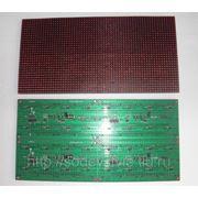 LED-модуль для автомобильной бегущей строки P7,62, красный фото