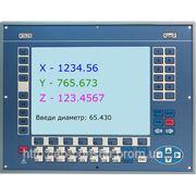 Панель ввода и отображения технологической информации К928 фото