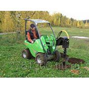Мини тракторы Avant серии 220 фото