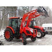 KIOTI RX 6010 C, трактор универсальный колесный фото