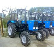 Трактор МТЗ-82.1-23/12-23/32 с усиленным балочным мостом фото
