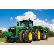 Трактор John Deere 8110, 8210, 8310, 8410, 8100, 8200, 8300, 8400 фото