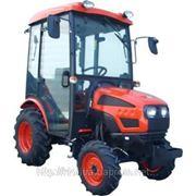 Трактор 22 л.с. KIOTI СK-22CAB (Мини-трактор с кабиной) фото