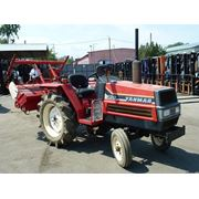 Мини трактор YANMAR F20 фото