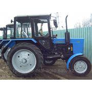 Трактор МТЗ-80 Беларус фото