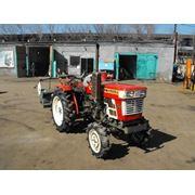 Мини трактор Yanmar LB-104BD фото