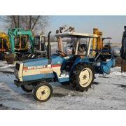 Мини трактор MITSUBISHI MT2201 фото