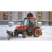 Трактор KIOTI EX40CCR фото