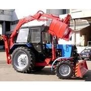 Трактора МТЗ, Оборудование навесное, спецтехника на базе тракторов МТЗ фото
