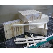 Рамкодетали для улья деревянные Дадн Евро фото