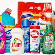 Снабжение предприятий моющими средствами фото