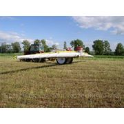 Опрыскиватель прицепной ОПК-2000-18П с воздушным рукавом фото