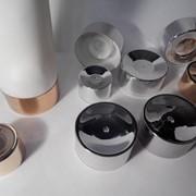 Нанесение металлизированного покрытия на пластики. фото