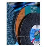 Круги диски обдирочные шлифовальные Pferd фото