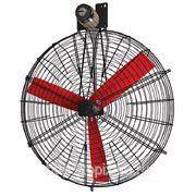 Разгонные вентиляторы Multifan для фермы КРС (вентиляторы для коров вертикальные). Топикс Агро.) фото