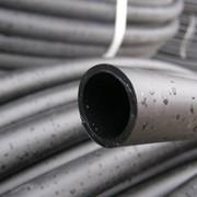 Труба STR ПНД d 63-3,6мм(6 атм..черная) фото