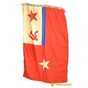 Флаг ВМФ СССР Командир соедин сред фото