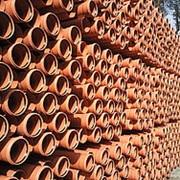 Трубы поливинилхлоридные для наружной канализации,труба Ø 110/ толщина стенки 2,2 мм фото