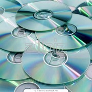 Диски MC, CD, VCD, DVD и видео, тиражирование фото