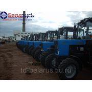 трактор беларус-82.1 мтз с портальным мостом в наличии в Красноярске фото