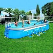 Надувной бассейн Bestway #56125 фото