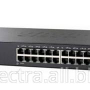 Коммутатор Cisco SG220-26 26-Port Gigabit Smart Plus Switch (SG220-26-K9-EU) фото