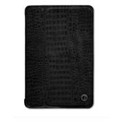 Чехол-обложка Smart Cover с крышкой для Apple iPad Mini черный крокодил фото