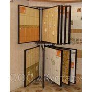 Экспозитор для керамической плитки типа «книжка» фото