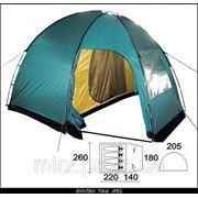 Палктка tramp_четырехместная палатка_Bell 4 фото