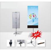 Мобильный стенд Y-баннер E-GAS DOUBLE SIDES 80*200 фото