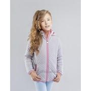 Куртка для девочки П3320 фото