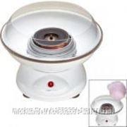 Аппарат для приготовления сладкой сахарной ваты Cotton Candy Maker белая фото