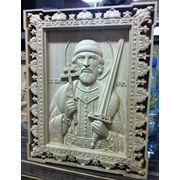 Икона Святого Князя Игоря фото