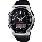 Мусульманские часы Casio Men's CPW-500HL-1A фото