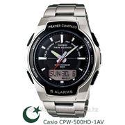 Мусульманские часы Casio Men's CPW-500HD-1A фото