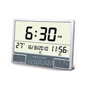 Мусульманские настенные часы ALFAJR CJ-07 Larg Wall Clock (with Multiple Azan) фото