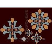 Набор крестов 07 -дизайн для машинной вышивки фото