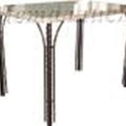 Столы для ресторанов и кафе металлические фото