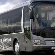 Контроль количества перевезенных пассажиров в автобусах, маршрутках с помощью системы GPS-мониторинга InterGPS фото