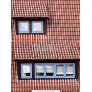 Окна пластиковые мансардные фото