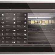 Сенсорная панель управления системой автоматизации здания с цветным дисплеем диагональю 19'. фото