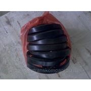 Уплотнение (кольцо) резиновое DN125mm фото