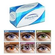 Линзы цветные Ciba Vision FreshLook Colors Сила от -8,00 до -0,50 фото