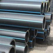 Трубы полипропиленовые ДУ 15 - 400мм армированная стекловолокном фото