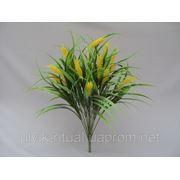 Искусственная зелень Куст пшеницы фото