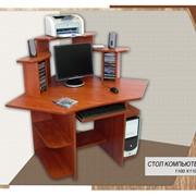 Компьютерный стол №4 фото