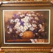 Вышивка картин крестиком, бисером под заказ фото