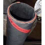 Шланг напорно-всасывающий для транспортировки горячих нефтепродуктов типа дегтя Pyroflex Hot Tar & Asphalt фото