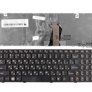 Клавиатура (замена, ремонт) для ноутбука Lenovo Ideapad G580, G580A, B580, B580A, G585, G585A, G780, V580, Z580, Z580A, Z585, Z585A Series Black TOP-89424 фото