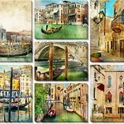 Модульная картина Венеция 2 , Неизвестен фото